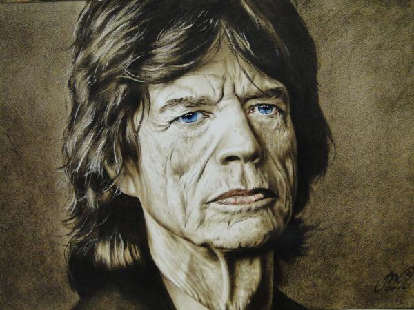 Mick Jagger par vovaroz